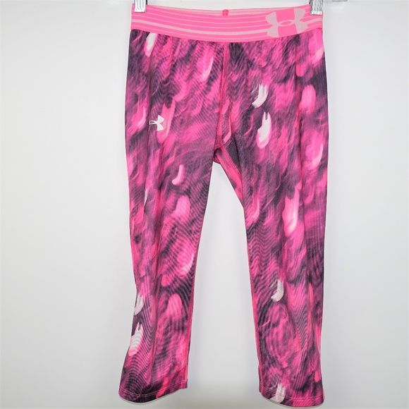 623690f470 Under Armour Leggings 3/4 Length Capri